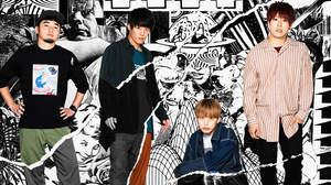 04 Limited Sazabys、ドラマ『TWO WEEKS』OP曲「Montage」MVで青年が逃走
