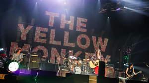 """THE YELLOW MONKEY、大歓声のなかアリーナツアー終幕+""""シーズン2""""締めくくるドームツアーで「全てを出し切る」と宣言"""
