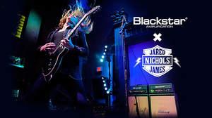 Blackstar x 超個性派ギタリストJared James Nicholsによるライブ&クリニック開催