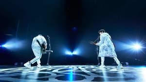 ゆず、弾き語り4大ドームツアーから東京公演の模様を映像作品化