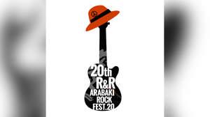 <ARABAKI ROCK FEST.20>にバクホン、9mm、やのとあがつま、CHABO、ケントリら47組
