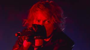 【ライヴレポート】HYDE、<ANTI FINAL>幕張メッセで「真っ暗闇の中でも何かを掴むから!」