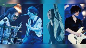 [Alexandros]、映像作品『Sleepless in Japan Tour -Final-』発売決定