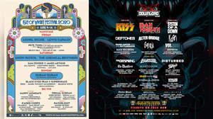 英国2フェスティバル、ワイト島とダウンロードが開催中止