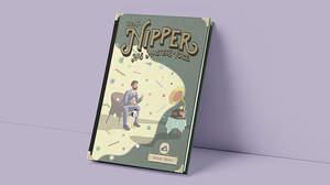ニッパーと家族の絆の物語が絵本に