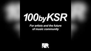 KSRがサポートする、アーティスト支援プロジェクト「100byKSR」スタート