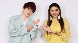Beverly×花村想太、カバー曲「Endless Love」配信リリース。コラボインスタライブも実施