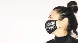 "UK名門レーベル""Rough Trade""、日本限定デザインのロゴマスク発売決定"