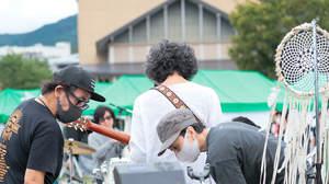 【レポート】<THE SOLAR BUDOKAN>DAY1-2、中津川の青空と舞台裏をお届けするPHOTO GALLERY