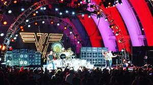 ヴァン・ヘイレン、アンソニー、ヘイガー、シェローンとの再結成ツアーを検討していた