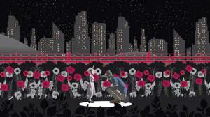 YOASOBI、『BEASTARS』第2期OPテーマ「怪物」配信+ノンクレジットOP映像&ジャケット公開