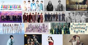 5時間超の生放送『CDTV ライブ!ライブ!年越しスペシャル』、第一弾出演アーティスト18組発表