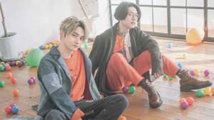 SKY-HI、Kan Sanoとのコラボ曲「仕合わせ」を配信リリース