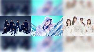 キスマイら3組が『CDTVライブ!ライブ!』で視聴者リクエスト曲を生歌唱
