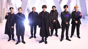 キスマイ、森内寛樹、川崎鷹也が『SHIONOGI MUSIC FAIR』に初登場