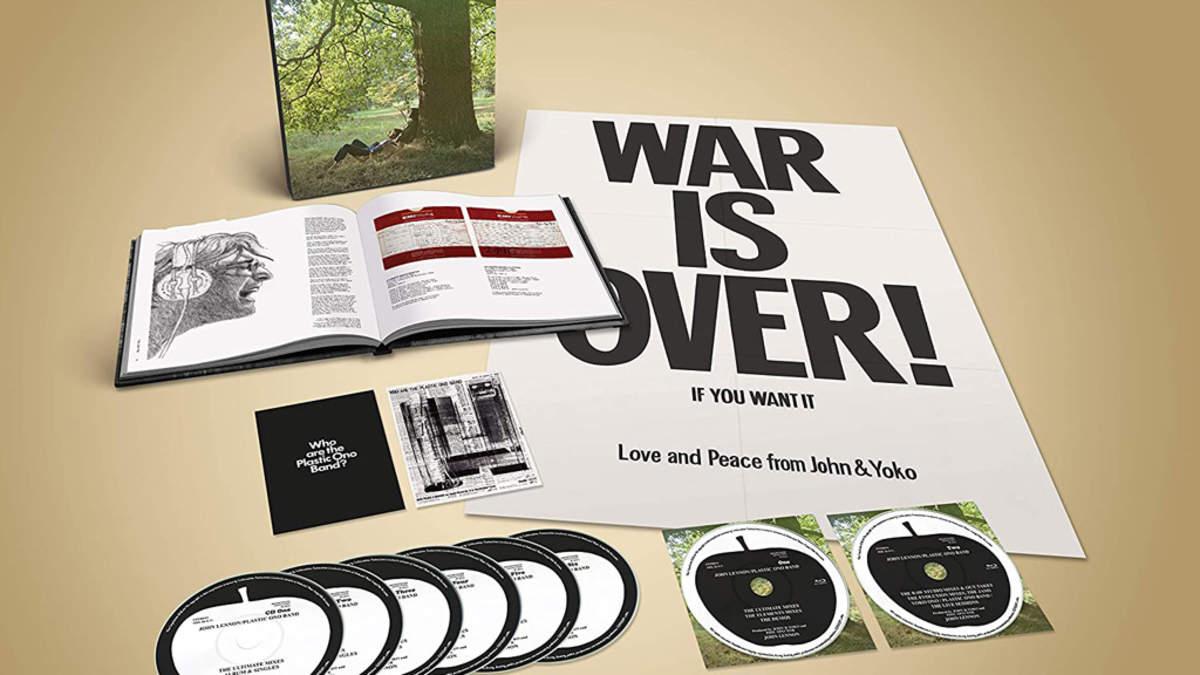 【コラム】ジョン・レノンは今も生きている~『ジョンの魂』アルティメイト・コレクション