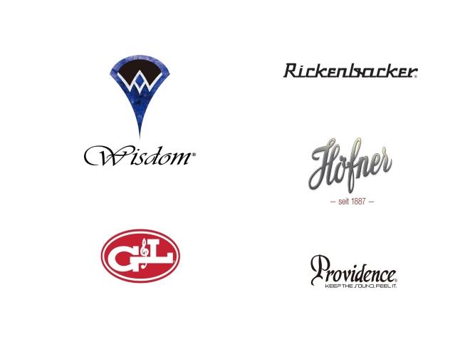 G&L / Rickenbacker / Hofner / Wisdom / Providence