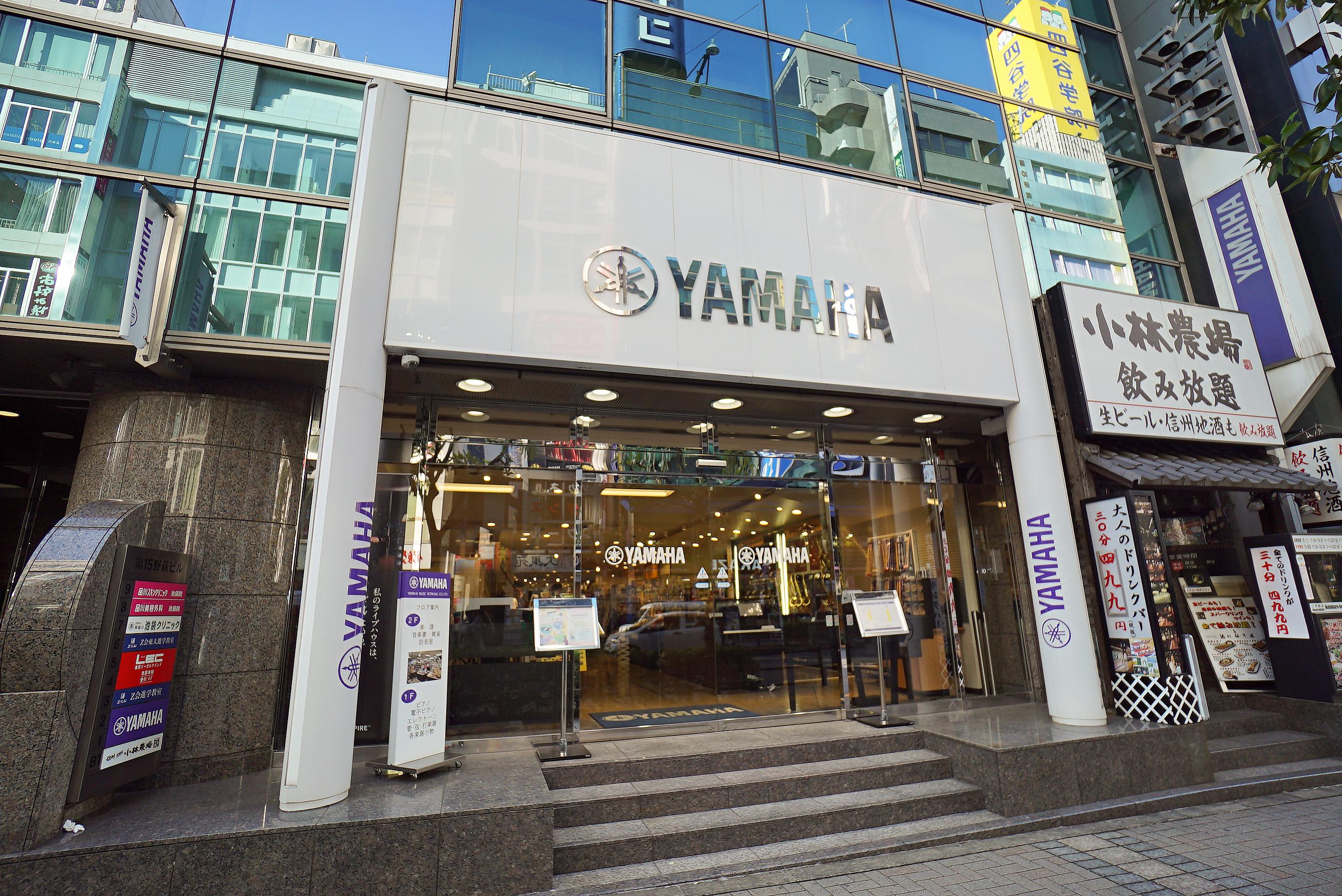 ヤマハミュージック 池袋店