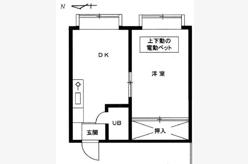 プラザUSA下北沢 103号室