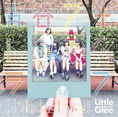 Little Glee Monster「青春フォトグラフ / Girls be Free!」ジャケット写真
